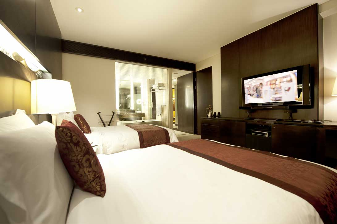 Hospitality Guest Rooms